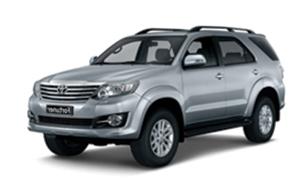 Toyota Fortuner G/V